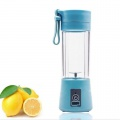 USB smoothie mixer - albastru