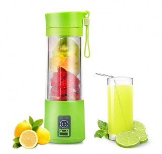 USB smoothie mixer - verde